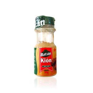 peruvian-spices-batan-condiment-Ground Ginger-kion-frasco-jar