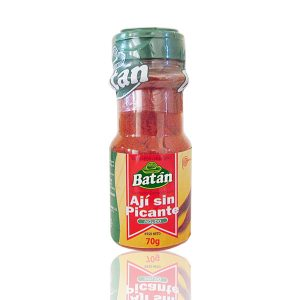 peruvian-spices-batan-condiment-Sweet pepper-aji-sin-picante-frasco-jar